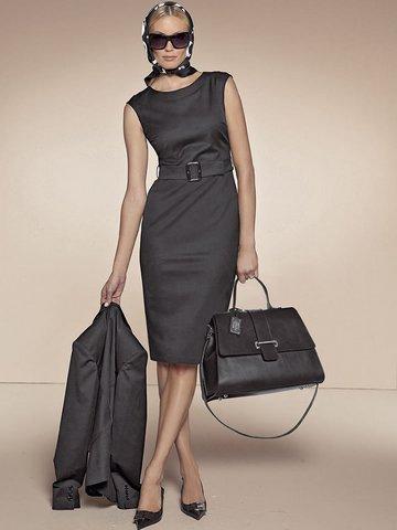 Простая выкройка платья - Все о моде